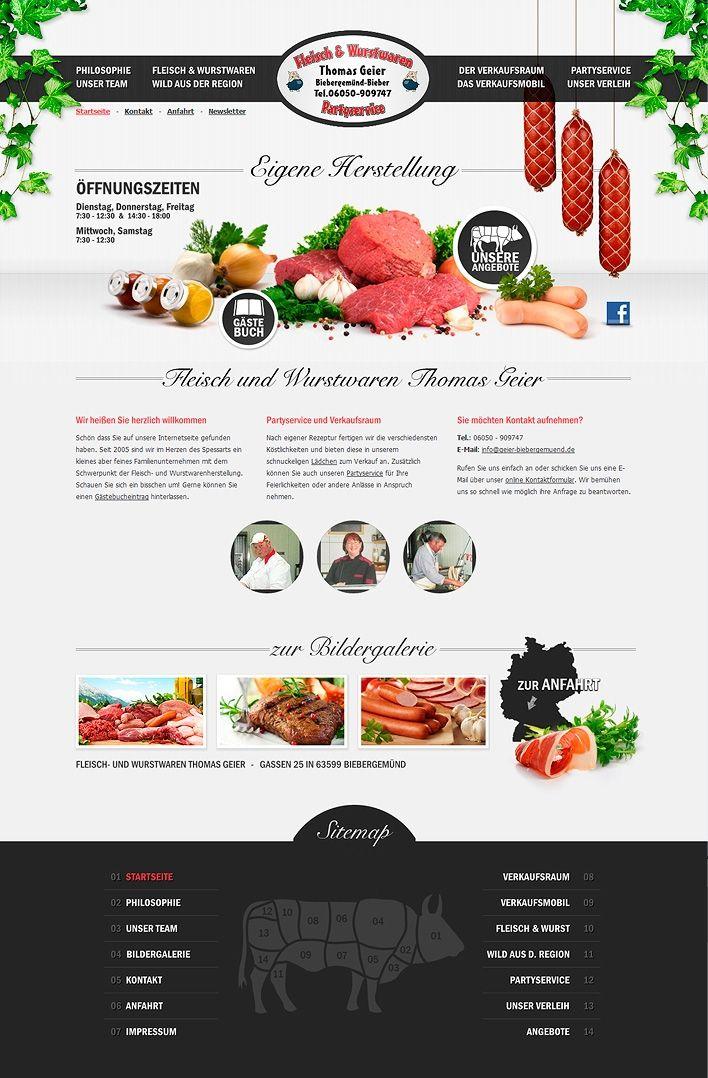 #webdesign-food