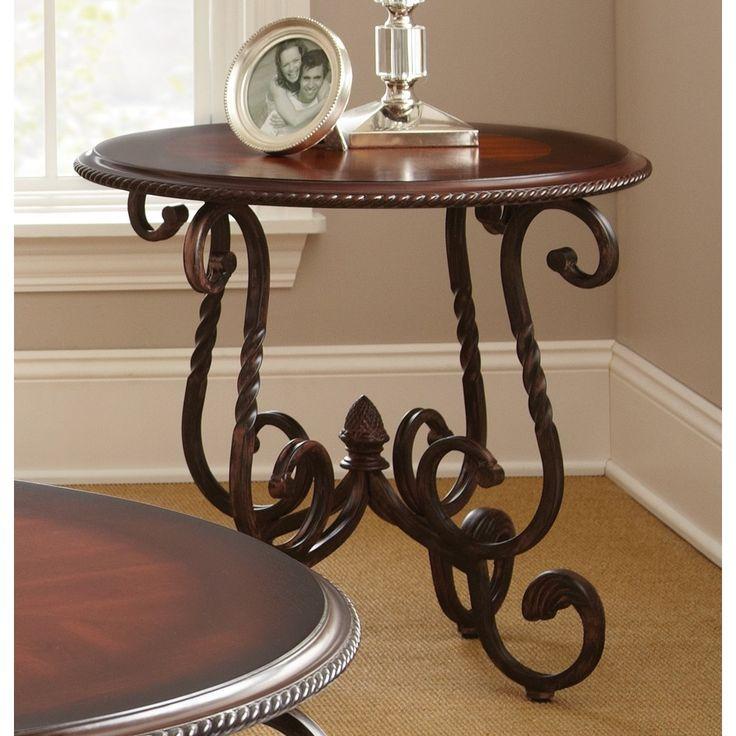 Canterbury Elegant End Table By Greyson Living By Greyson Living Sofa End Tables Great Deals