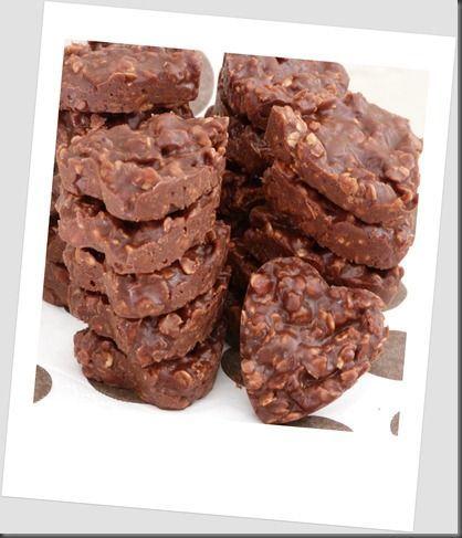 Des cookies pour les mamans de ma classe à moi…