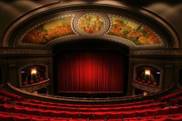 The Grand Theatre in London, Ontario.