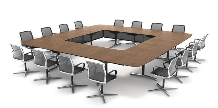 The image of a conference table with chair in an office. #OfficeFurnitureLondon#DesignerFurnitureLondon#ModernofficeFurnitureLondon