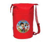 Personalised PAW Patrol Swim Bag - Red