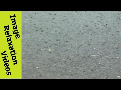 Heavy Raindrops On Water – Heavy Rain Sound Effects – Relaxing Music & Nature Sounds By IRV - http://www.imagerelaxationvideos.com/heavy-raindrops-on-water-heavy-rain-sound-effects-relaxing-music-nature-sounds-irv/