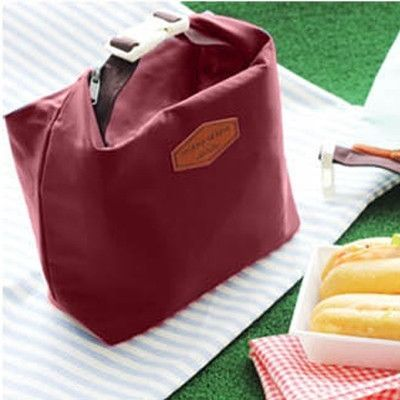 Thermal Lunch Bags Food Picnic Lunch Bag for Women Kids Men Cooler Box Bag Insulated Storage Container Bags Bolsa Termica