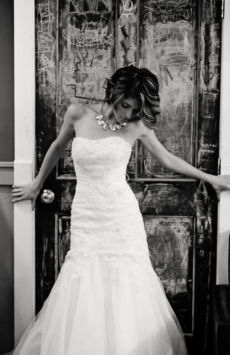 Alternative Rock the Dress Shoot | Burnett's Boards - Daily Wedding Inspiration