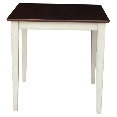 25 best ideas about square dining tables on pinterest for International decor outlet regency square mall