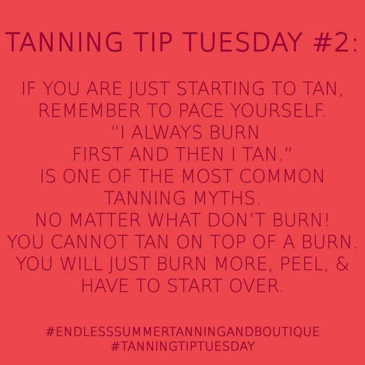 Pin by Endless Summer Boutique on TANNING TIP TUESDAYS
