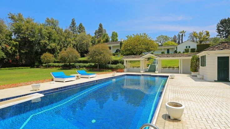 Former Holmby Hills Estate of 'Sands of Iwo Jima' and 'Heidi' Director Allan Dwan Sells for $18.8M