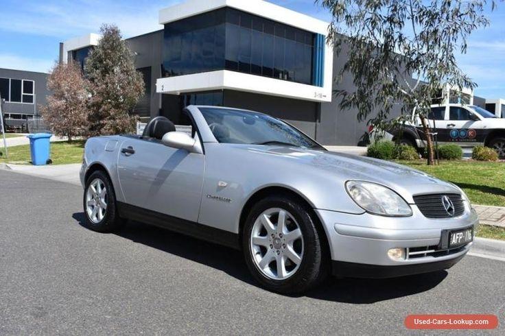 MERCEDES-BENZ SLK230 KOMPRESSOR CONVERTIBLE NO RESERVE CRUISE AUDI BMW AUDI #mercedesbenz #slk230 #forsale #australia