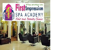 """First Impression heritage salon is total beauty treatment center located in Udaipur. We provide excellent range of beauty care services with the help of our experts. We have academy where we provide beauty care training. We beautify people with our best efforts.  """