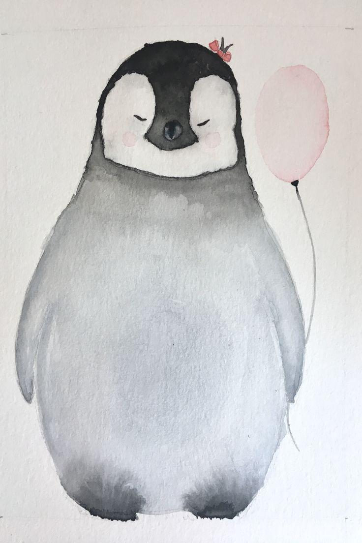 Penguin By kirbaa