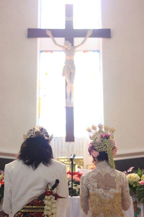 Holy matrimony.
