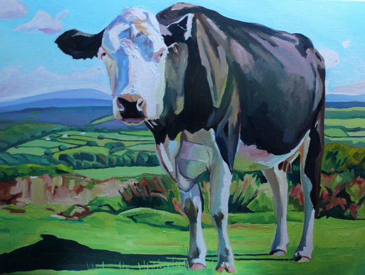 View Gower Cow by Emma Cownie. Browse more art for sale at great prices. New art added daily. Buy original art direct from international artists. Shop now