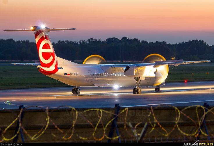 euroLOT SP-EQF aircraft at Warszawa (Warsaw) - Frederic Chopin photo