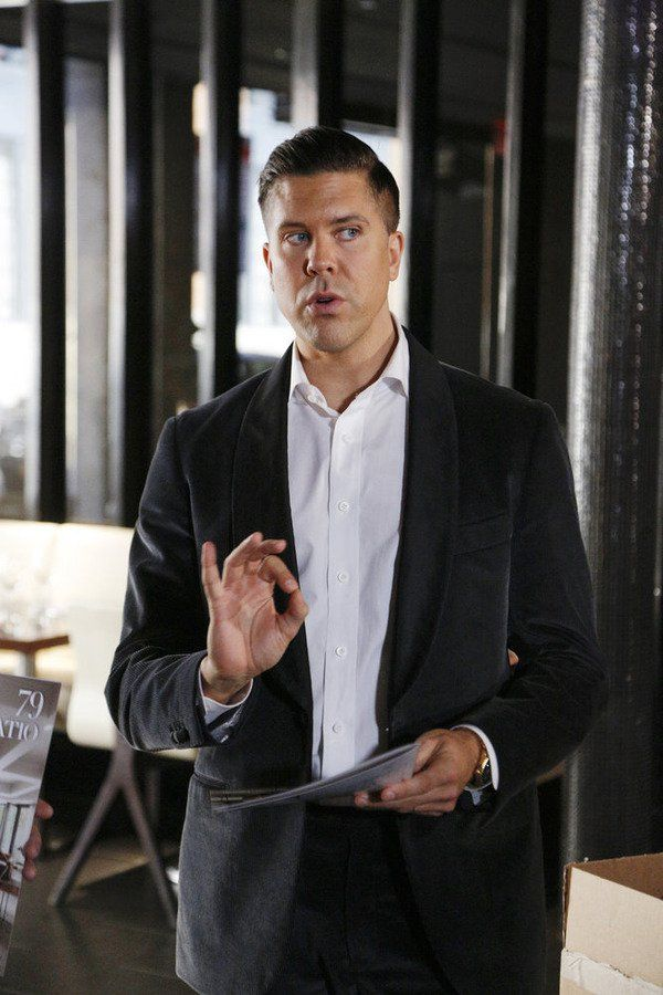 Pin for Later: Keep It Real This Halloween With the 34 Best Reality TV Costumes Fredrik Eklund From Million Dollar Listing New York