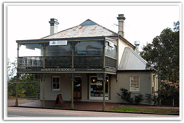 Morpeth Bakery, Morpeth, NSW