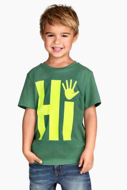 Camiseta con motivo                                                                                                                                                                                 More
