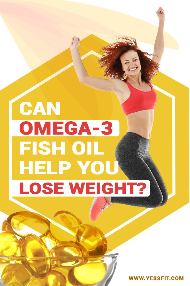 how can omega-3 fish oil help you lose weight | secretdiethelp