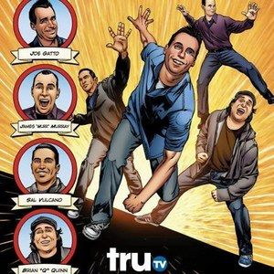 TruTV Renews Impractical Jokers for Season 3, Announces Jokers After Party -- Q, Murr, Joe and Sal will appear after each new episode to chat about their favorite moments when the show returns in 2014. -- http://wtch.it/yalKS