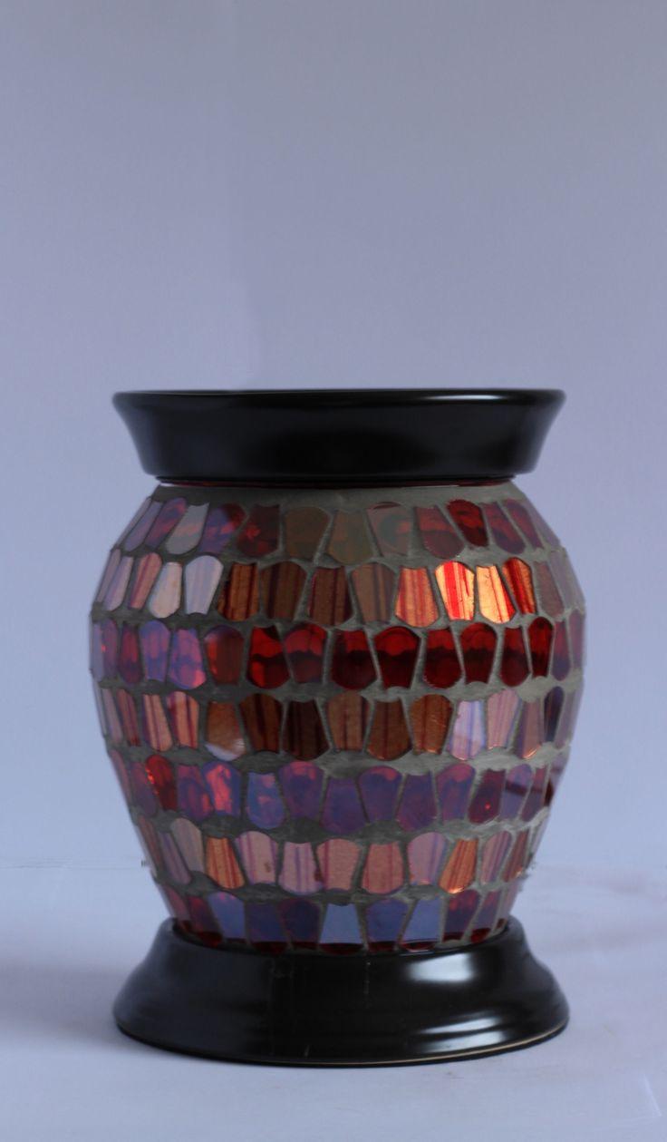 Amber Glow Electric Wax Warmer