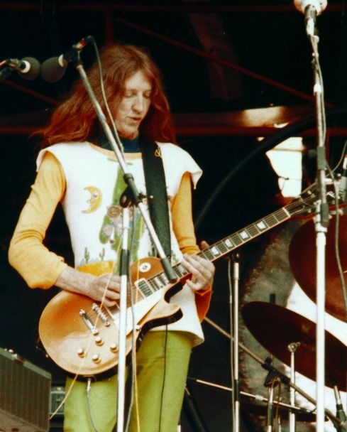 DaevidAllen1974 - Gong (band) - Wikipedia, the free encyclopedia