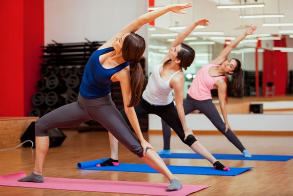 Yoga Poses to Lose Weight