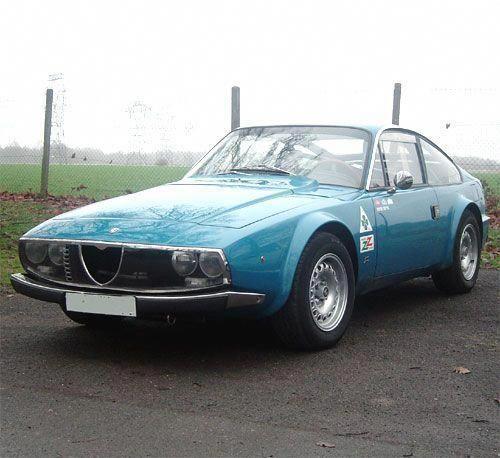 Alfa Romeo Giulia Junior Zagato 1600 #AlfaRomeoclassiccars