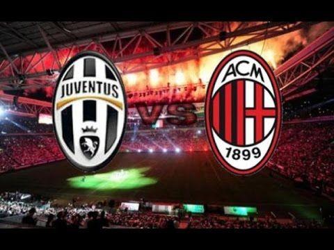 AC Milan vs Juventus 1-2 All Goals