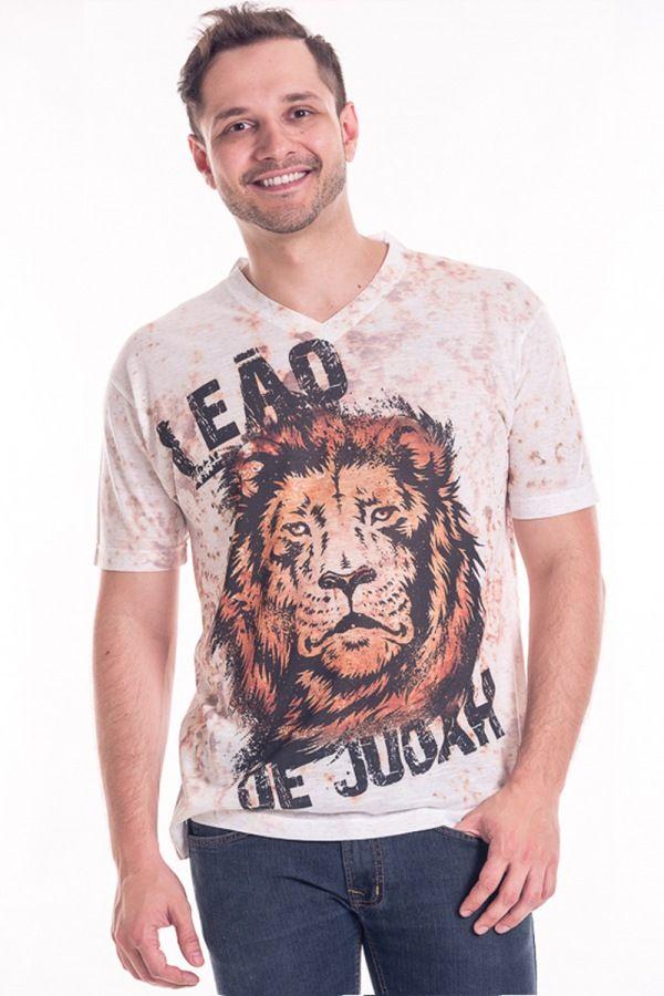 Foto principal de Camiseta Sublimada - Leão de Judah
