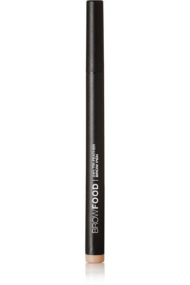LashFood - 24h Tri-feather Brow Pen - Soft Dark Blonde - Beige - one size