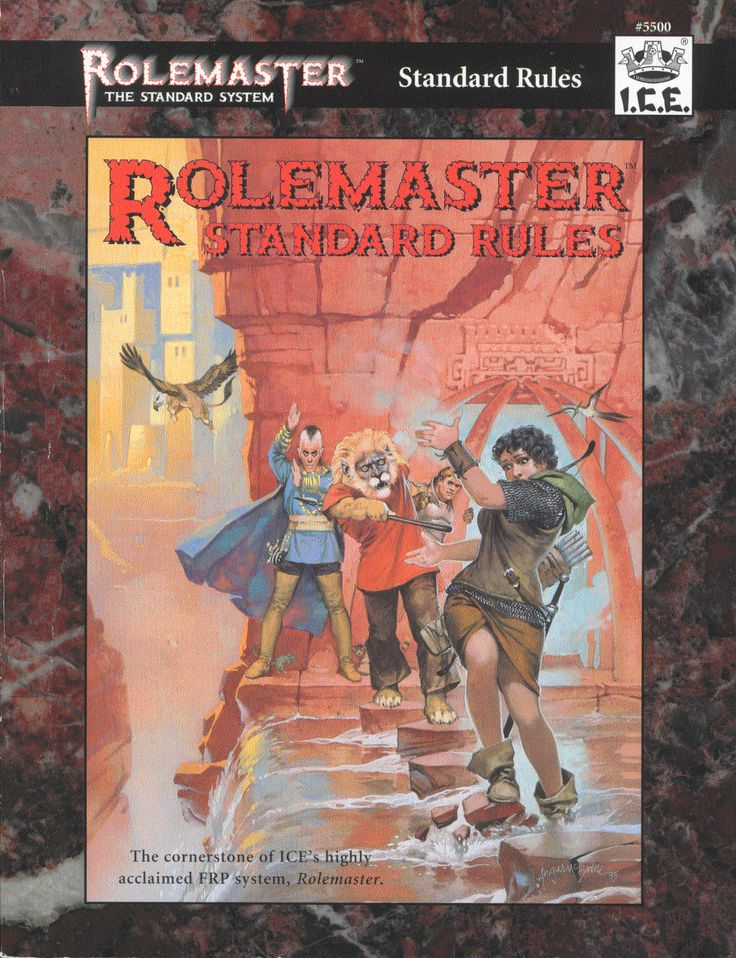 Rolemaster - Standard Rules