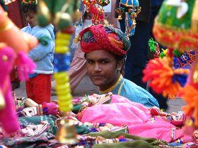 #Delhi, vetrina dell''#India