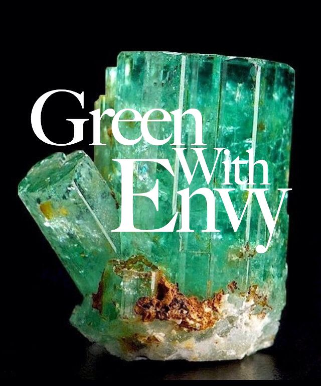 Find out the three green ingredients to make everyone green as envy of you and your body on Martini to Mastectomy