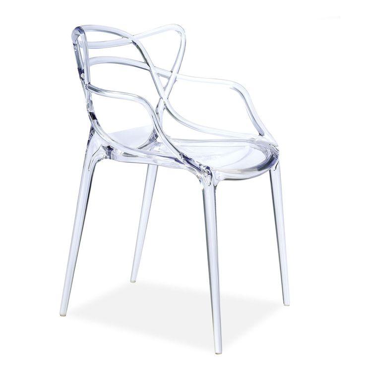Les 25 meilleures id es de la cat gorie chaise polycarbonate sur pinterest - Chaises en polycarbonate ...