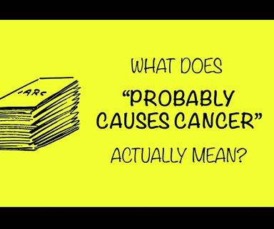 The International Agency for Research on Cancer has come under fire from scientists, regulators, and journalists for recently concluding that red meat, mobile phones, exposure to the sun and glyphosate are as dangerous as asbestos. Why? IARC measures hazard, not risk, meaning it doesn't take into account how likely it is for a person to contract cancer from these substances. Does it cause more harm than good?