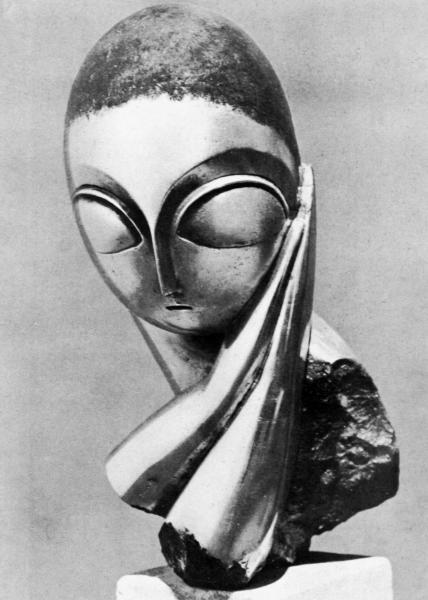 Constantin Brancusi, 1913.