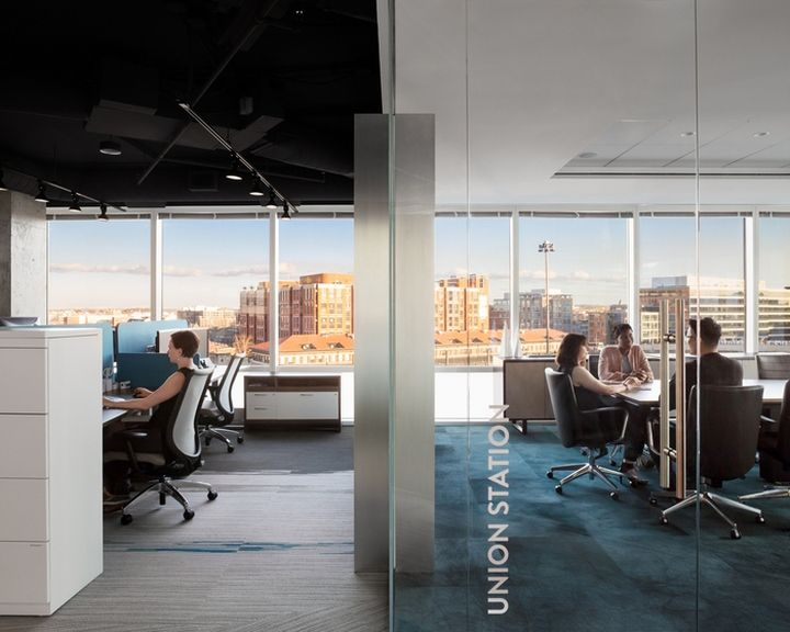 MOI Offices By Gensler Washington DC Retail Design Blog