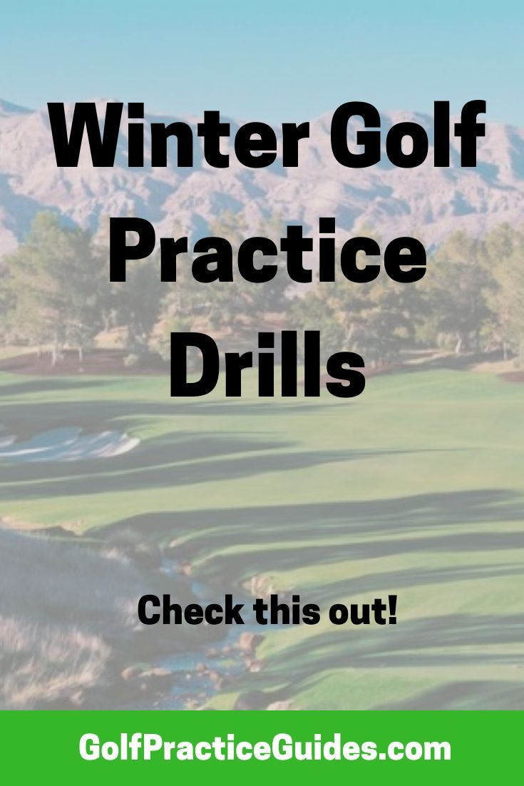 Indoor Golf Practice Plan Drills Routines Foy Golf Academy In 2020 Golf Practice Golf Practice Drills Golf Academy