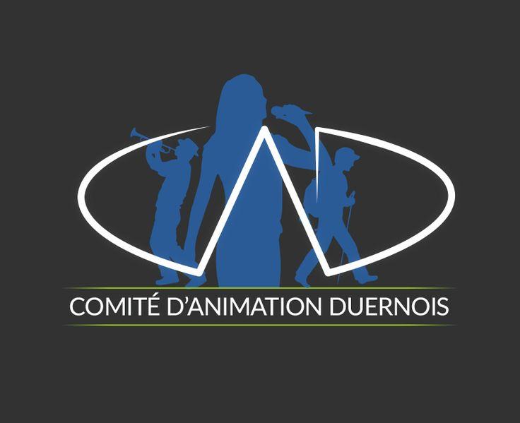 Refonte du logo du Comité d'Animation Duernois (CAD).