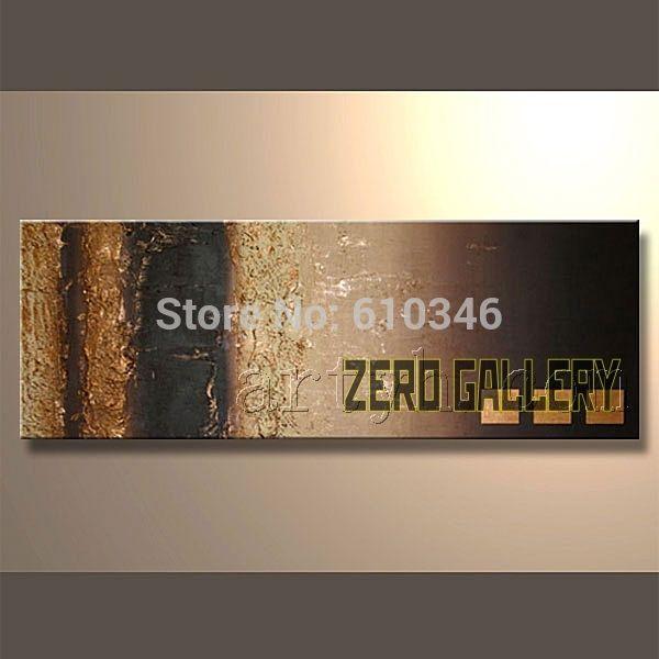 on sale discount price brown black abstract oil painting Impressionist surrealist decorate pinturas em telas a oleo quadro 10275