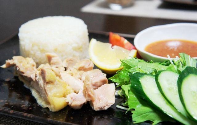 自由研究。~鶏肉deタイ風炊き込みご飯♪カオマンガイ~|るぅのおいしいうちごはん
