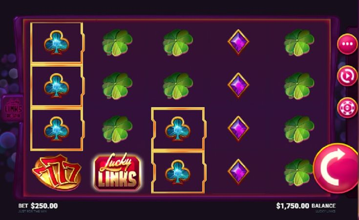 Play the Lucky Links slot machine and many more of the most popular casino games online. #LuckyLinks #slotmachine
