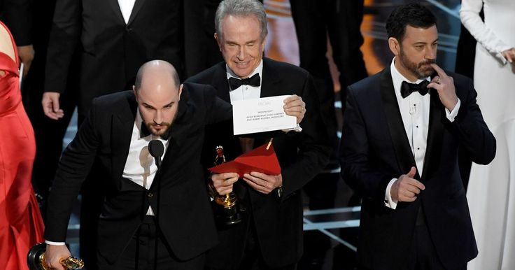 #World #News  Now we know: The Best Picture Oscar debacle was the accountants' fault  #StopRussianAggression #lbloggers @thebloggerspost