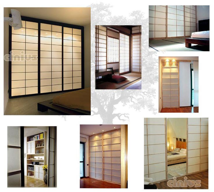 17 best images about ante pareti e porte scorrevoli shoji - Porte scorrevoli stile giapponese ...