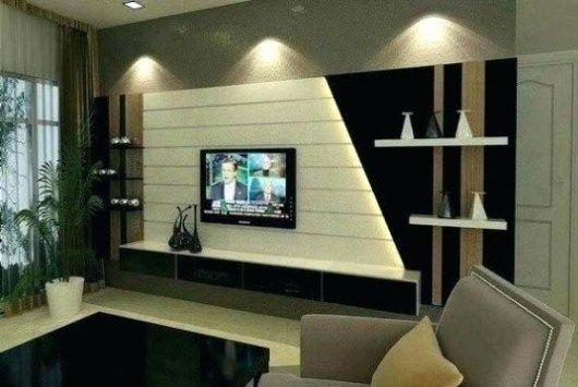 Bedroom Modern Tv Unit Designs 2018
