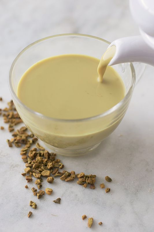 Turmeric Tea: Golden Milk & Chai Recipe  Classy blog post and photos featuring a nutrient-packed, delicious but easy-to-make comfort food