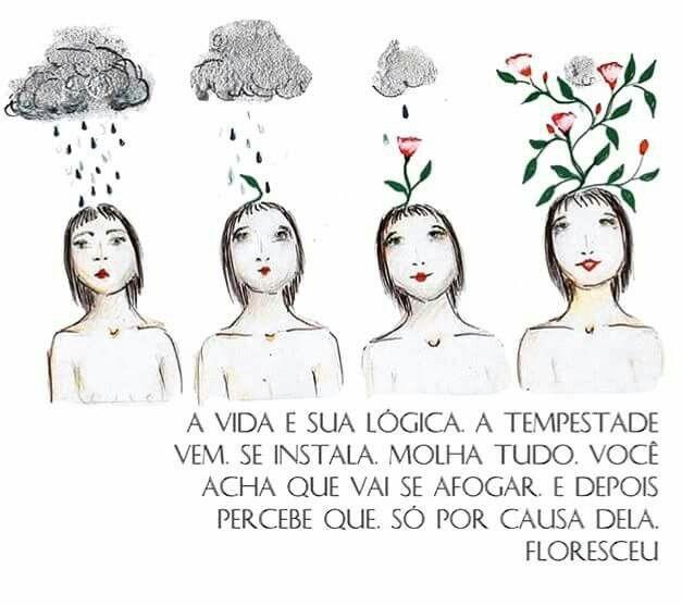 A vida e sua lógica.