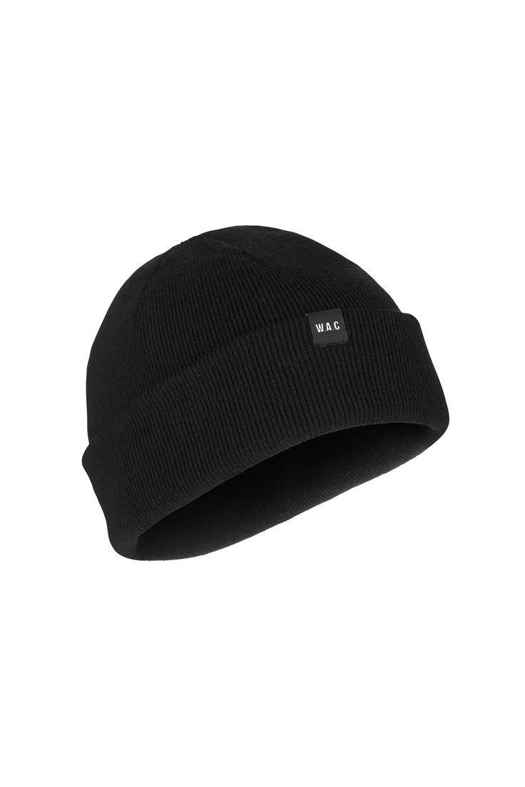 WEARECPH - Lasse Beanie in black. Find it online at www.wearecph.com www.wearecph.com #wearecph #aw16 #mensfashion #menswear #streetwear #mensstyle #streetstyle