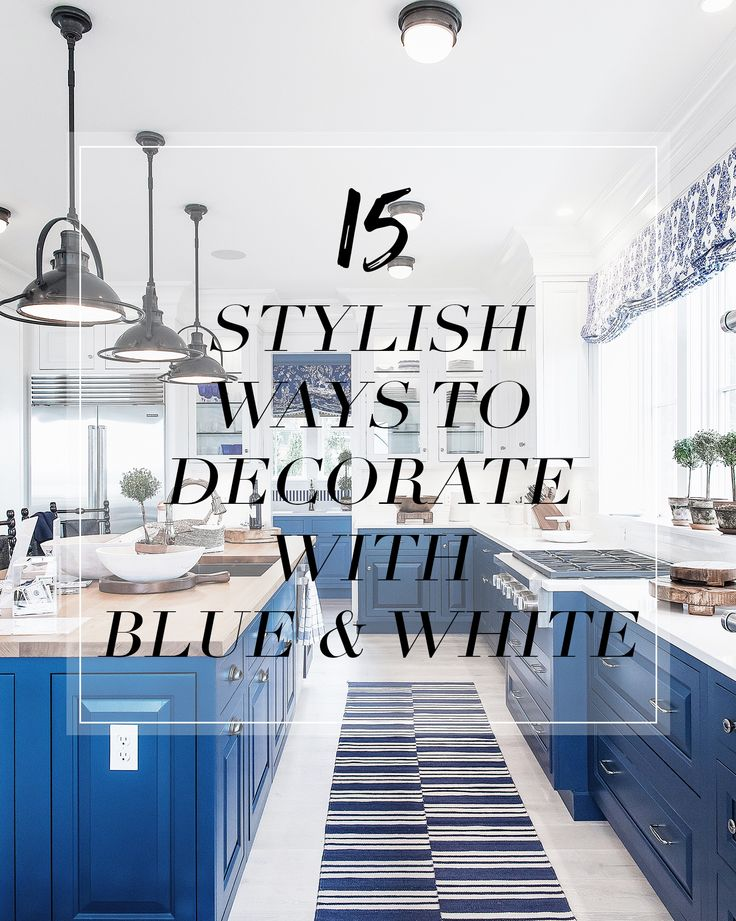 35 best Decorating With Blue images on Pinterest   Savvy southern ...