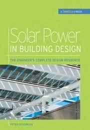 Ecological Building: Solar Power in Building Design